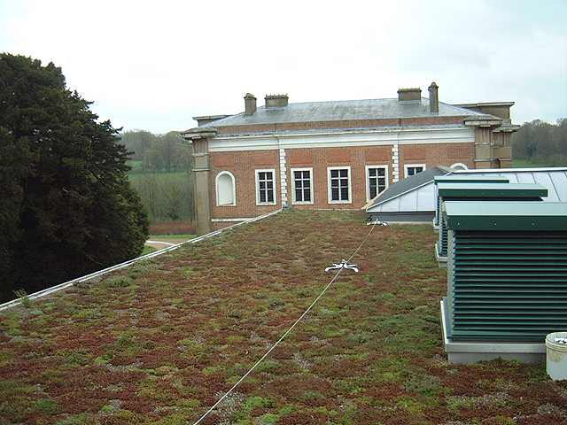Green roof Hampshire