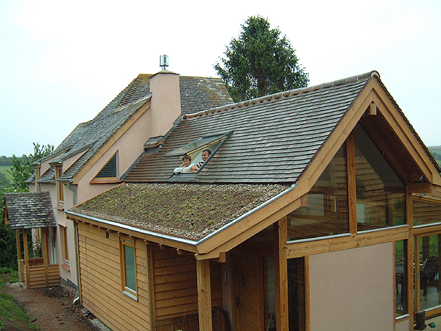 Living roof Hereford