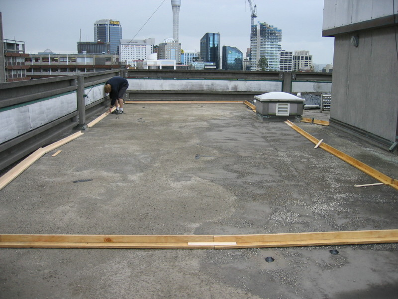 University Of Auckland Green Roof